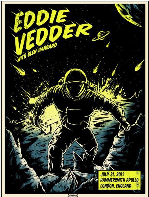 EddieVedderLondres