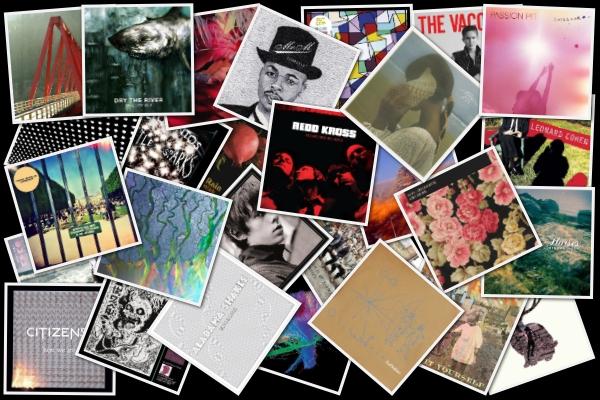 Los Mejores Discos Internacionales del 2012