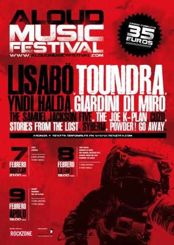 aloud musci festival 2013