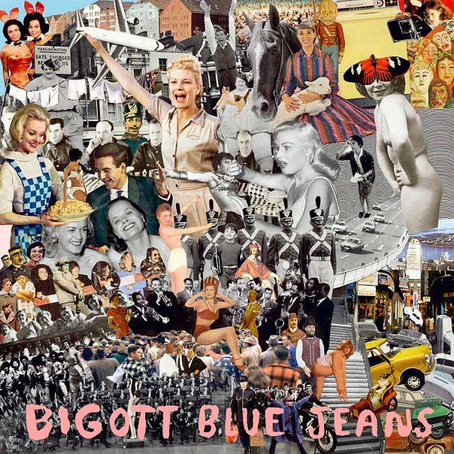 Bigott - Blue-Jeans