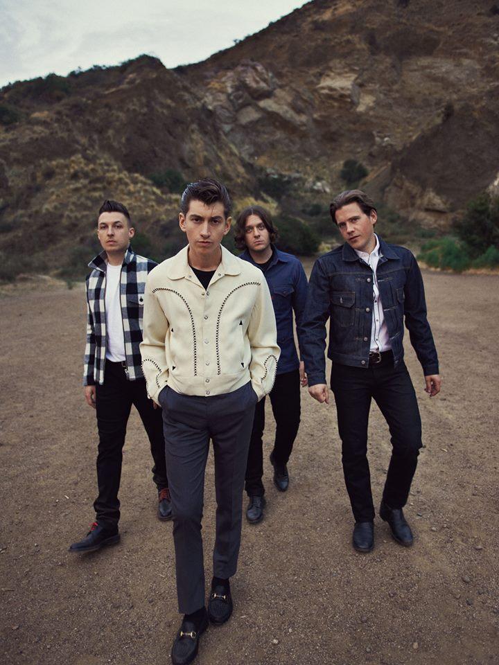 Arctic Monkeys Spanish Tour