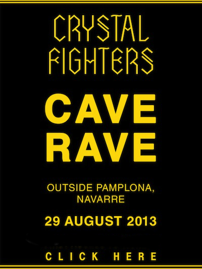 Cave Rave Pamplona