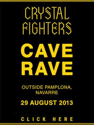 Cave Rave Pamplona