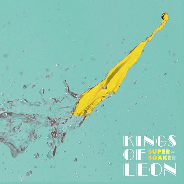 Kings Of Leon Supersoaker