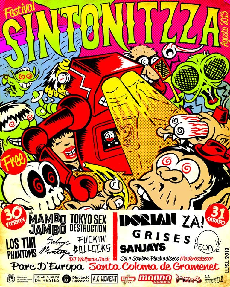 Sintonitzza 2013