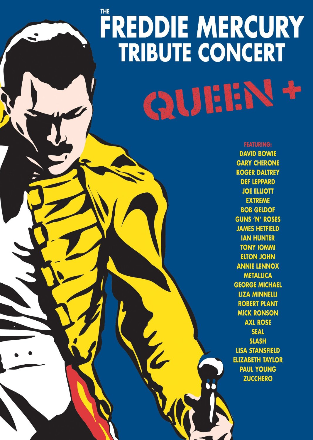 Tributo Queen 1992