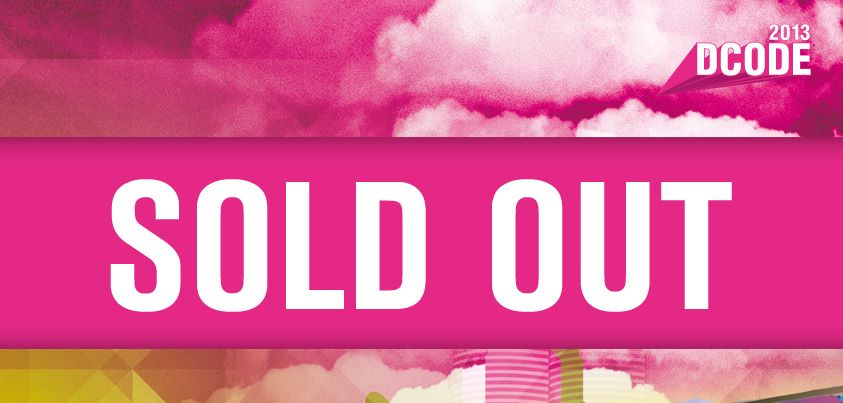 Dcode Sold Out