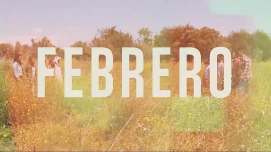 Febrero videoclip