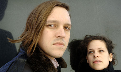 Win Butler and Régine Chassagne of Arcade FireWin