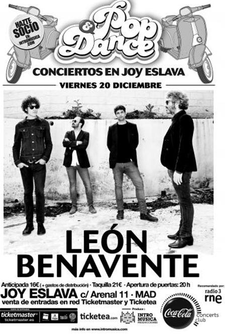 Leon Banevente Joy