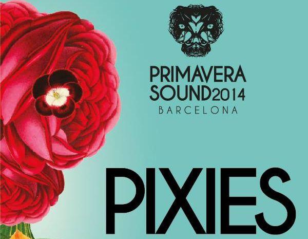 Pixies PSound 2014 portada