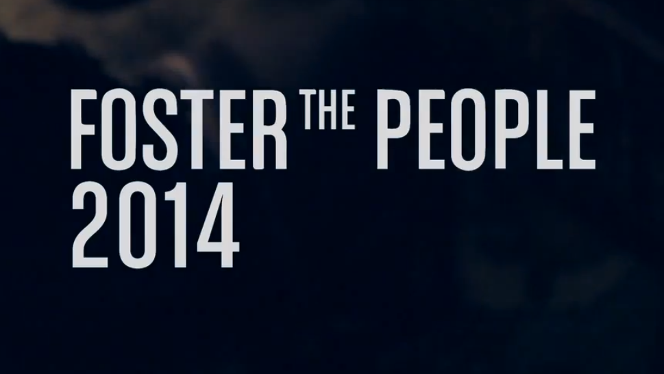 Foster the People 2014