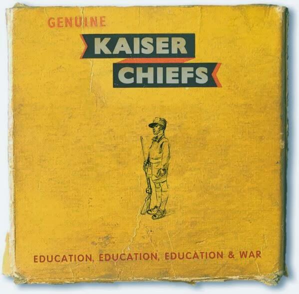Portada Kaiser Chiefs