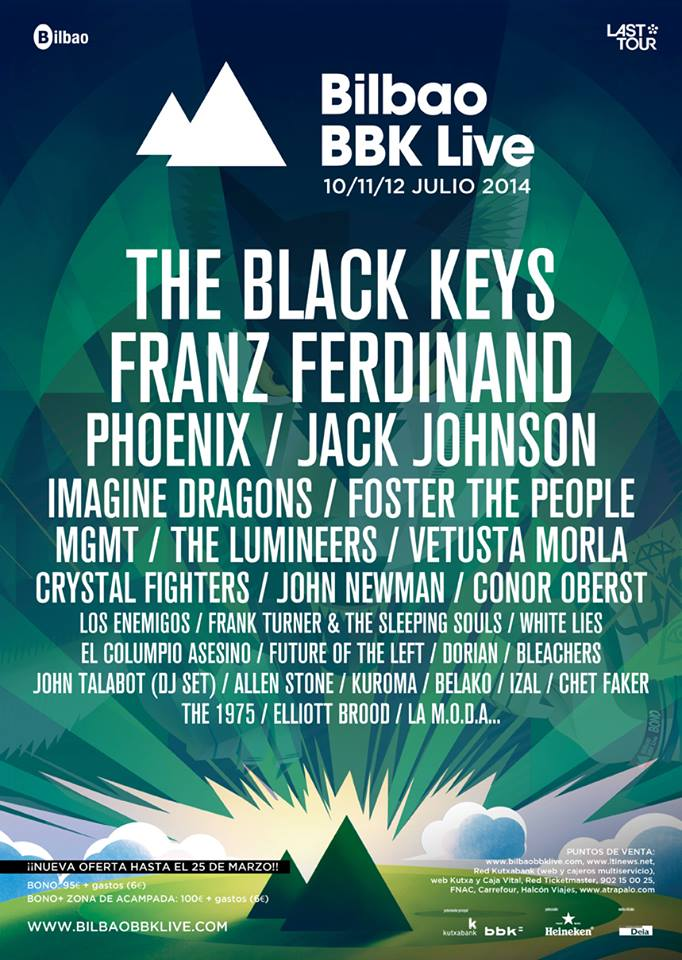 bbk live foster the people