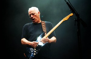 DAVID GILMOUR IN CONCERT AT ROYAL ALBERT HALL, LONDON - 30 MAY  2006