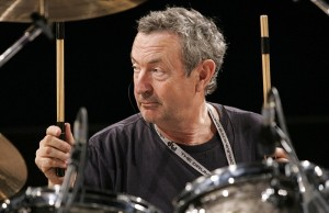 NickMasonatdrums