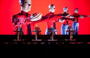 Kraftwerk 3D at MoMA