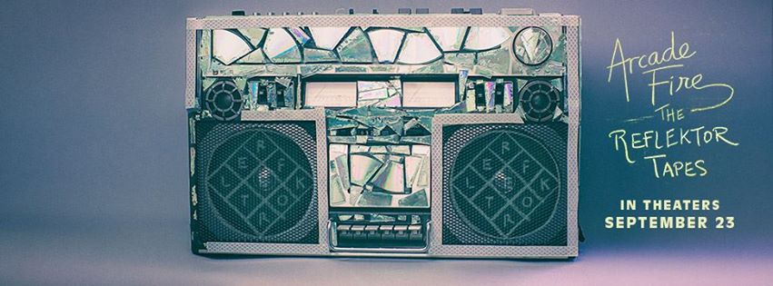 Arcade Fire, 'The Reflektor Tapes'