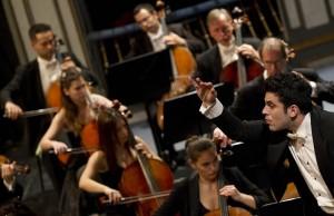 """Málaga 25/02/2012 Concierto de la Orquesta Filarmónica de Málaga (OFM) """"Concierto en familia"""", con la presencia de el 501st Legión, de la película """"La guerra de las galaxias"""".Foto: Daniel Pérez/Teatro Cervantes"""