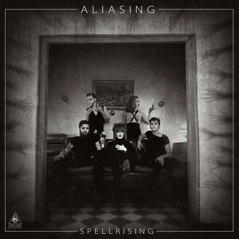 ALIASING - Spell Rising (Anverso)