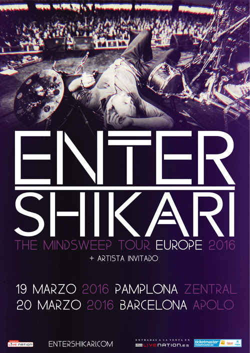Enter Shikari concierto