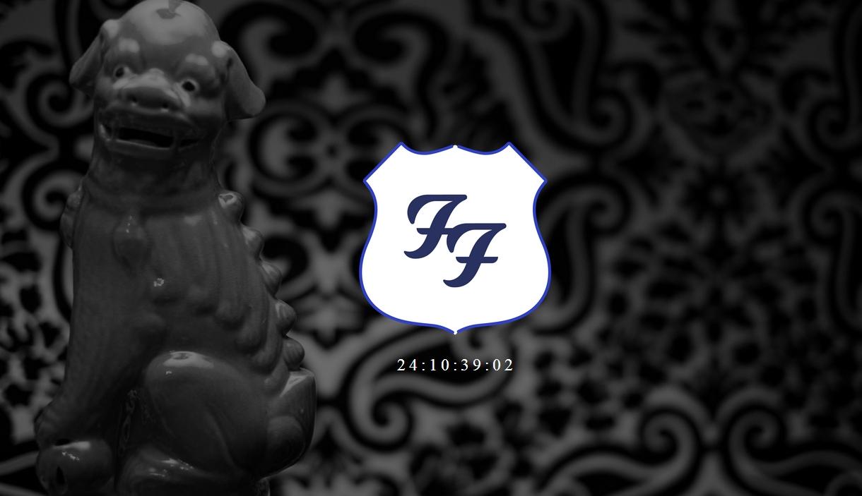 Foo Fighters cuenta atras