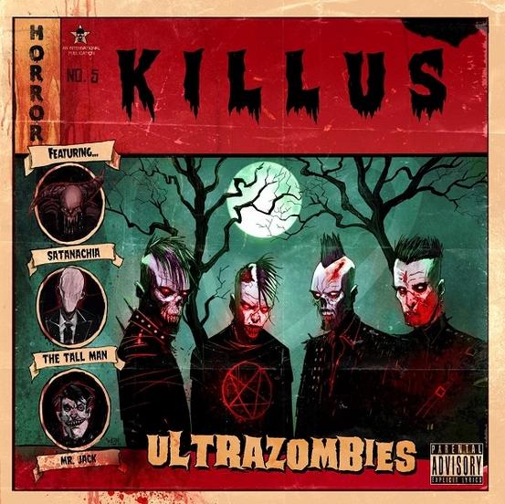 Killus Cover