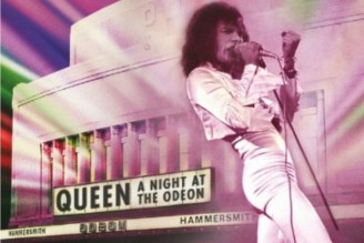 "Queen ""At Night at The Odeon (Hammersmith 1975)"""