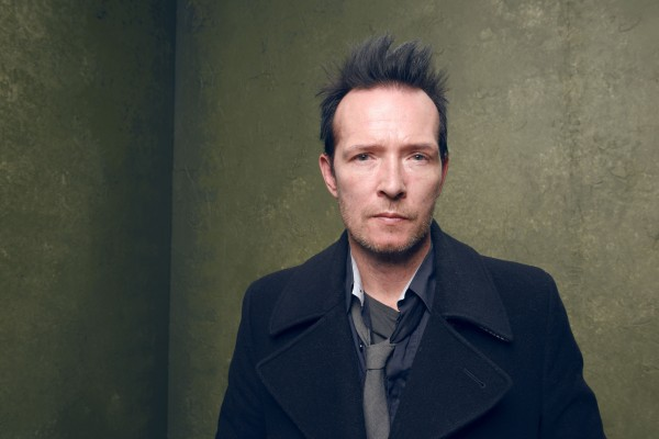 PARK CITY, UT - JANUARY 24:  Musician Scott Weiland poses for a portrait at the Village at the Lift Presented by McDonald's McCafe during the 2015 Sundance Film Festival on January 24, 2015 in Park City, Utah.  (Photo by Larry Busacca/Getty Images)