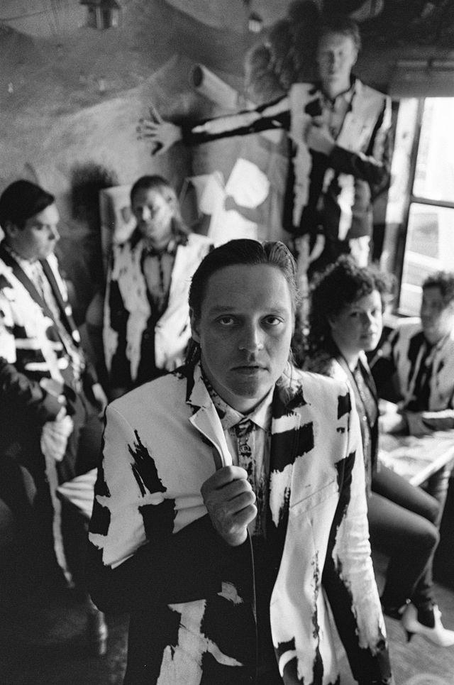 Arcade Fire (by Eric Kayne)