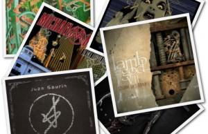 discos portadas