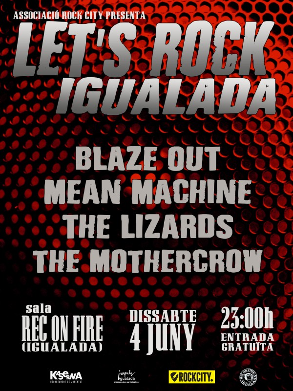 Cartell Let's Rock Igualada1