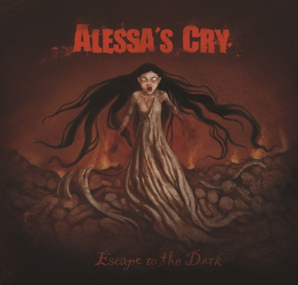ALESSA 1 front cover big