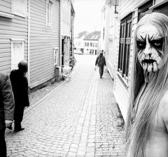 black metalero
