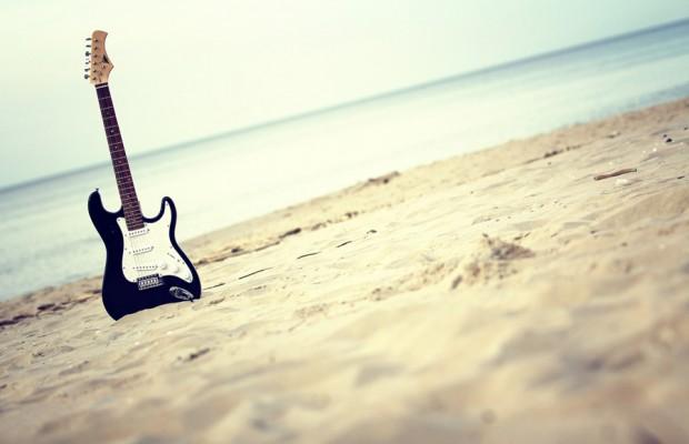 Metal-guitar
