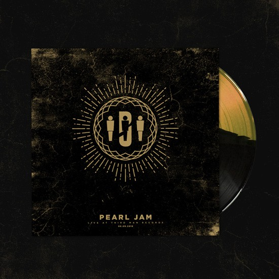 Pearl Jam Third Man Records