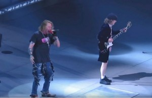 acdc axl