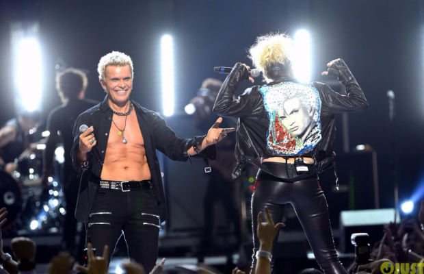 Miley Cyrus, Billy Idol - Rebel Yell (Live from IHeart Festival 2016