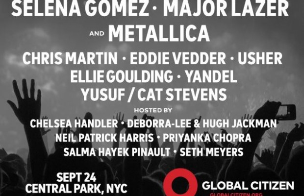 metallica-globalcitizenfest2016poster