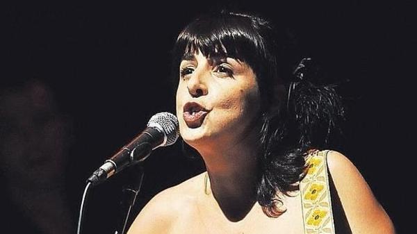 Foto: Amparo Sánchez, líder de Amparanoia:: HOY