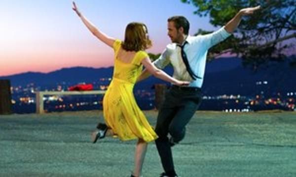 Foto: Emma Stone y Ryan Gosling en La La Land