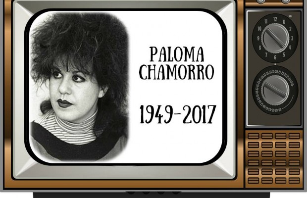 PALOMA CHAMORRO portada